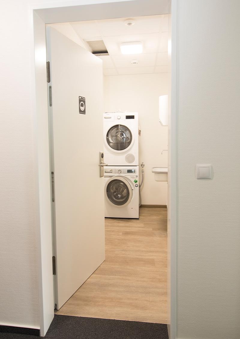 NINO-Boardinghouse in Nordhorn: Waschraum