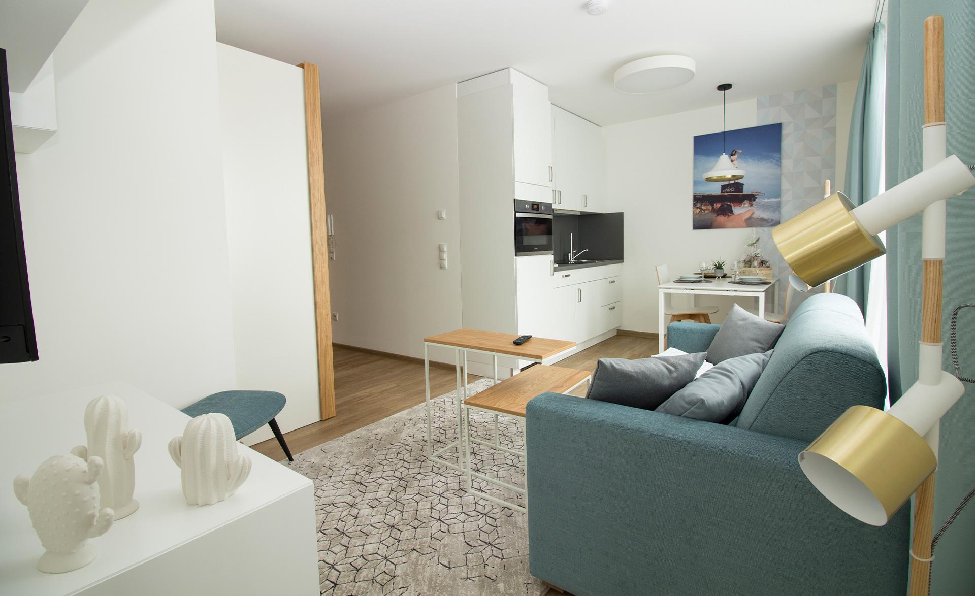 NINO-Boardinghouse: Wohnen auf Zeit - Wohnen wie Zuhause